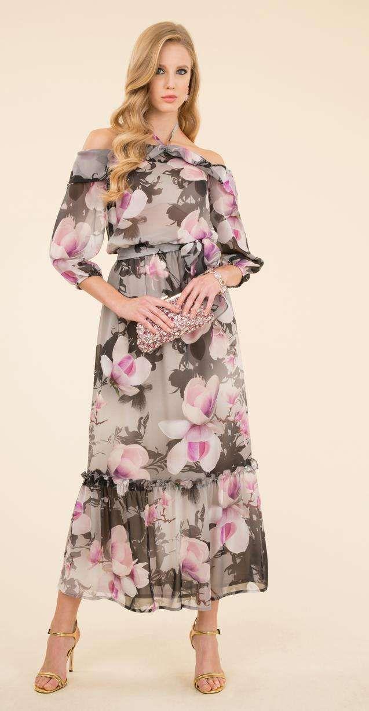 super popular 1c486 8e7d1 abiti estivi floreali blumarine   Abiti da cerimonia Luisa ...