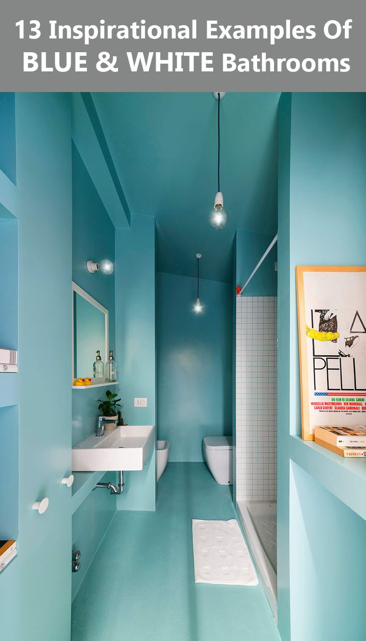 Bathroom designs for small spaces blue - 17 Best Ideas About City Style Blue Bathrooms On Pinterest City Style Teal Bathrooms Blue Kitchen Paint And Blue Master Bedroom
