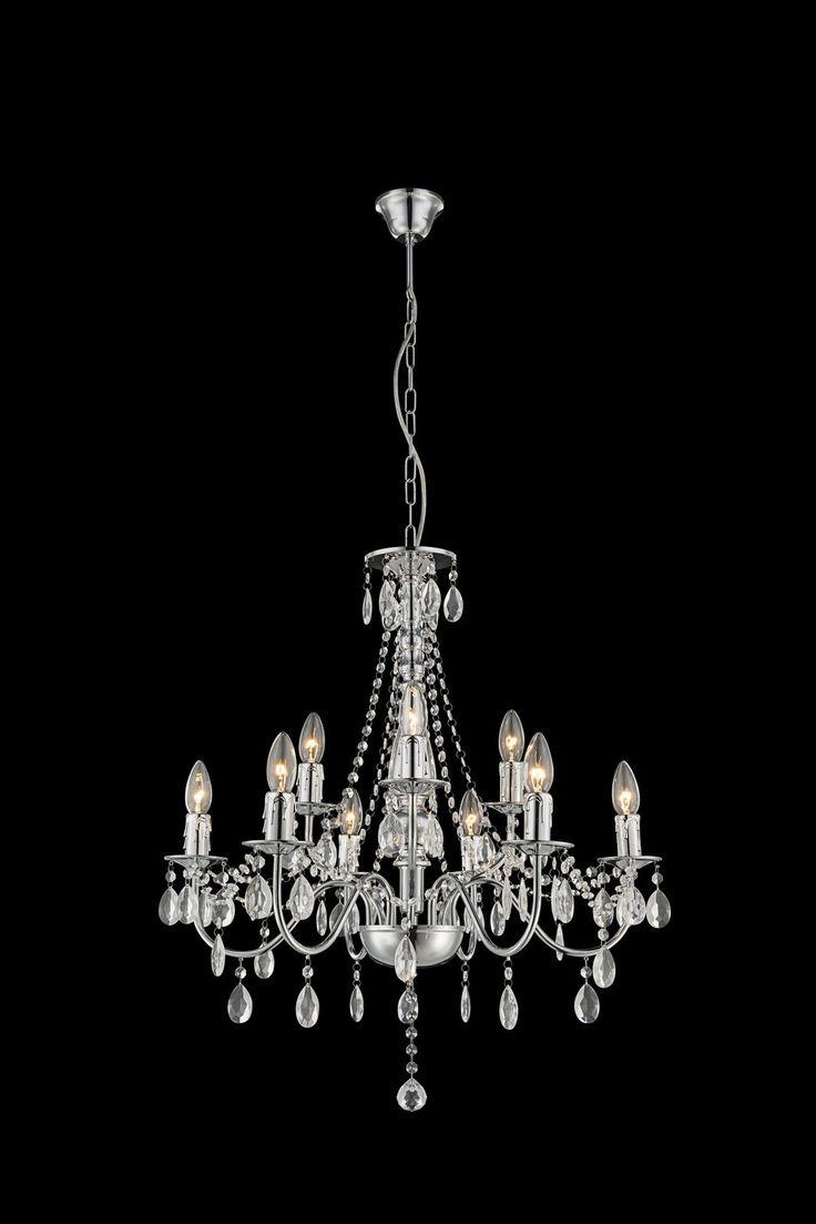72 besten klassische kristallene kronleuchter bilder auf pinterest kristalle kronleuchter und. Black Bedroom Furniture Sets. Home Design Ideas