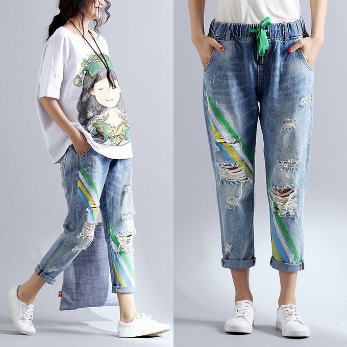 Продам летние джинсы - пристрой