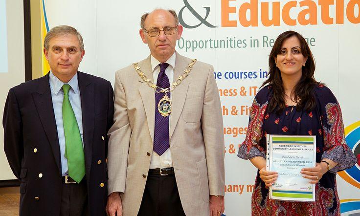 Bushera Hera won a Children's Centre Award