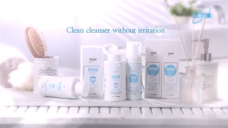 Atomy Mild Cleansing Water and Mild Bubble Cleanser Series