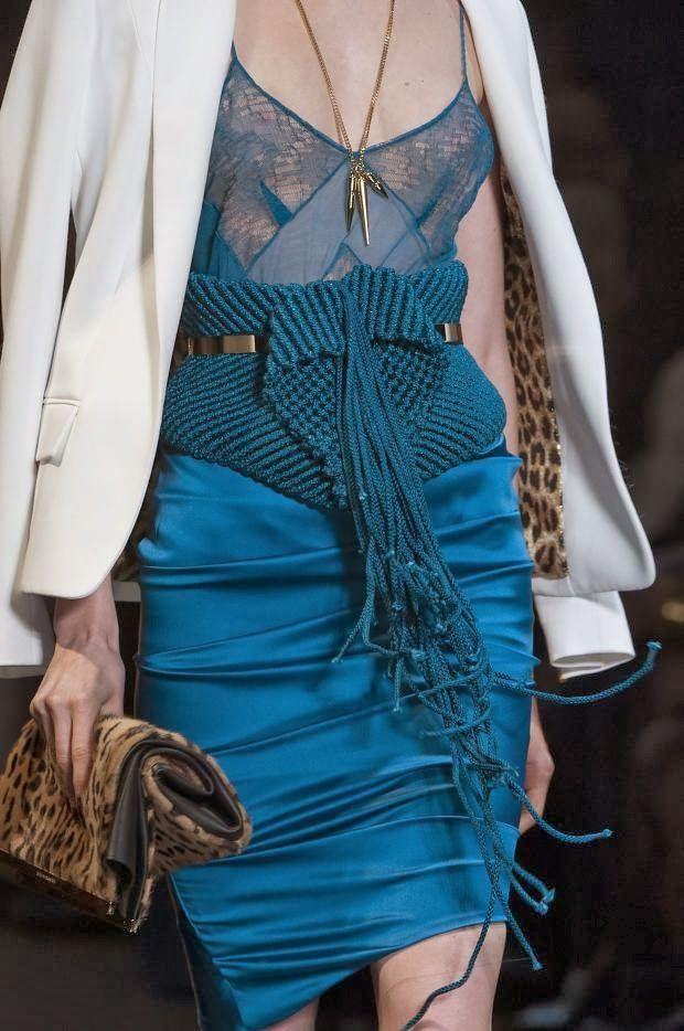 Mis Queridas Fashionistas: Alexander Vauthier Haute Couture Spring 2014- Paris Haute Couture Fashion Week