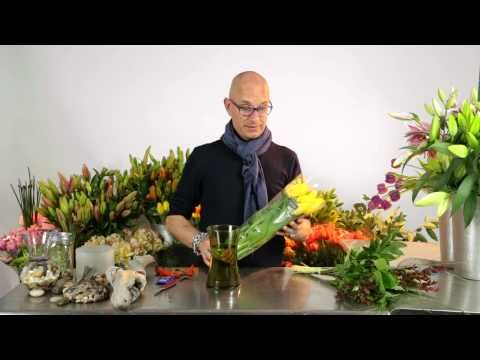Sun Valley Floral Farm ~ Tulips 101 Featuring Pieter Landman - YouTube