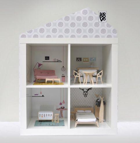 ikea huset doll furniture. ikea expedit hack make a dollhouse ikea huset doll furniture