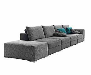 1000 ideas sobre sof s modulares en pinterest sof s for Sofa modular gris