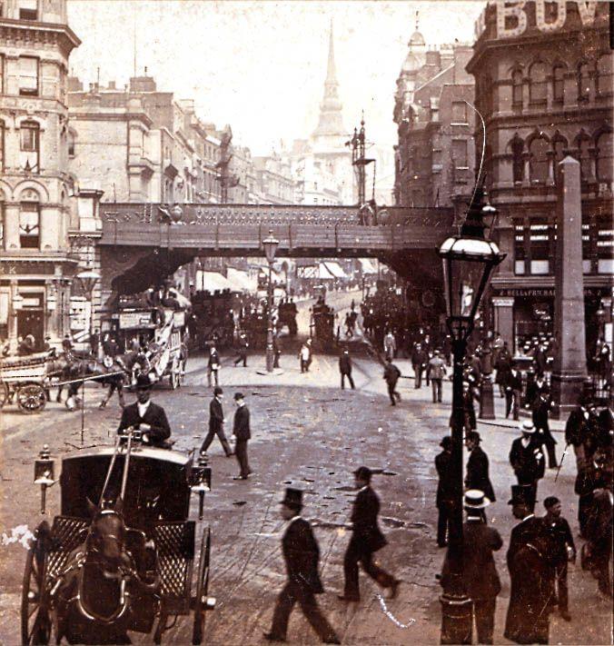 vintage london