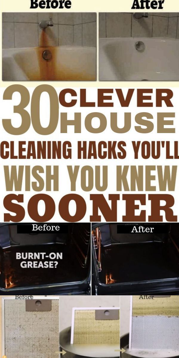 31 All Time Best House Cleaning Tips That Look Like Magic