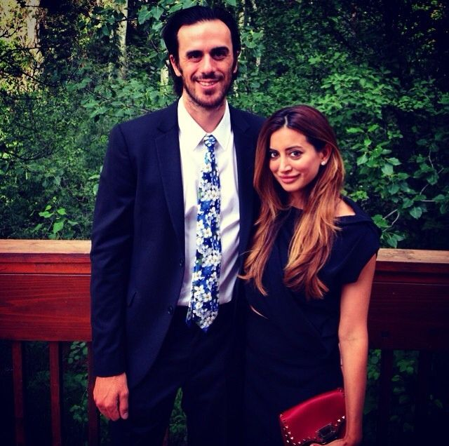 Wives and Girlfriends of NHL players: Ryan Miller & Noureen DeWulf