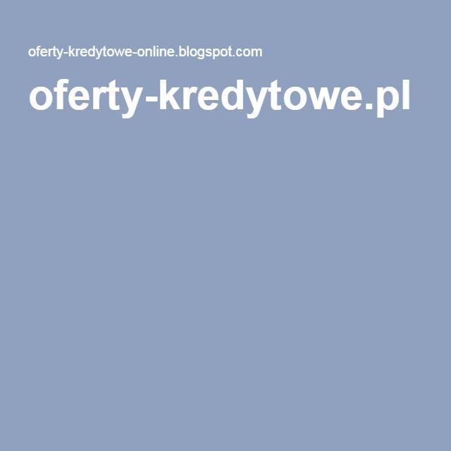oferty-kredytowe.pl