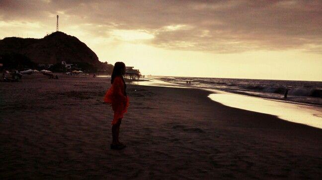Playa Punta Sal, Mancora, Perú