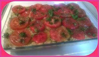 No gluten! Yes vegan!: Risotto zucchine e pomodori