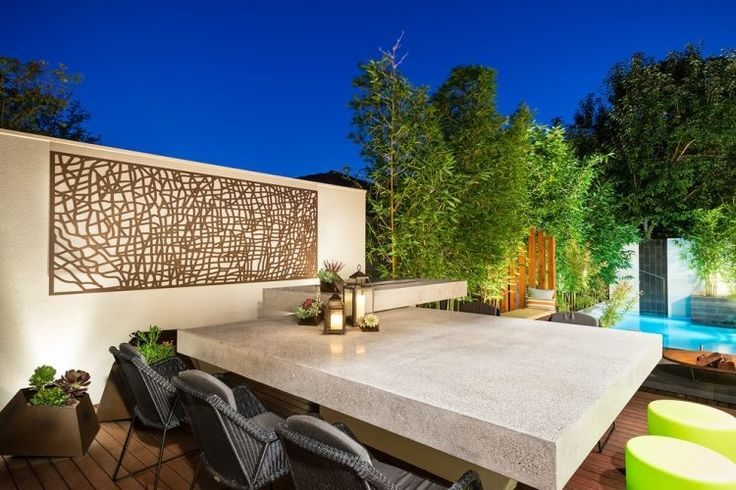 55 Id Es Sympas Pour Int Grer L 39 Acier Corten Dans Votre Jardin Deco Design And Garten