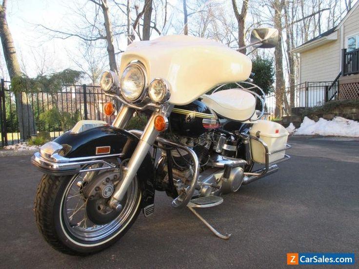 1974 Harley-Davidson Touring #harleydavidson #touring #forsale #unitedstates