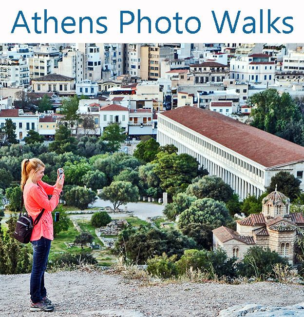 Athens Photo Walks. Let our friendly (and patient!) photographer/guides take you to the best places for incredible photos. www.athens4u.com