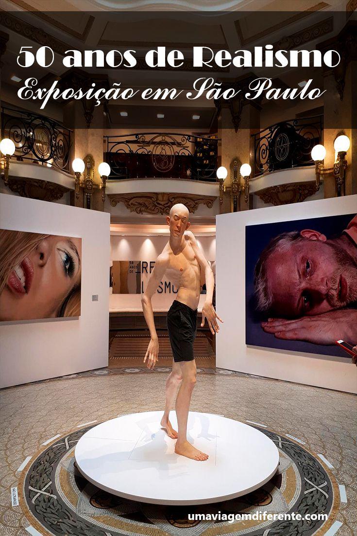 Exposicao 50 Anos De Realismo No Ccbb Sp Viagem Assuntos De