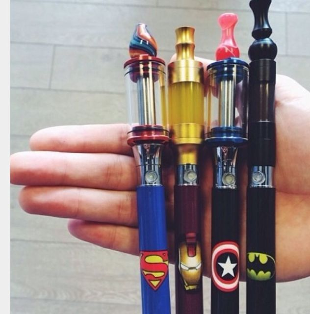 Cool Hookah Pen Designs