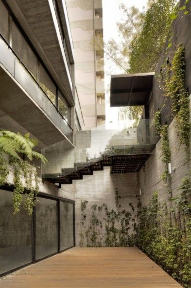 Patio ingles arquitectura buscar con google landscape - Patio ingles ...