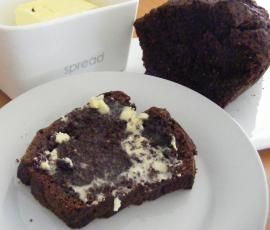 chocolate bread - thermomix