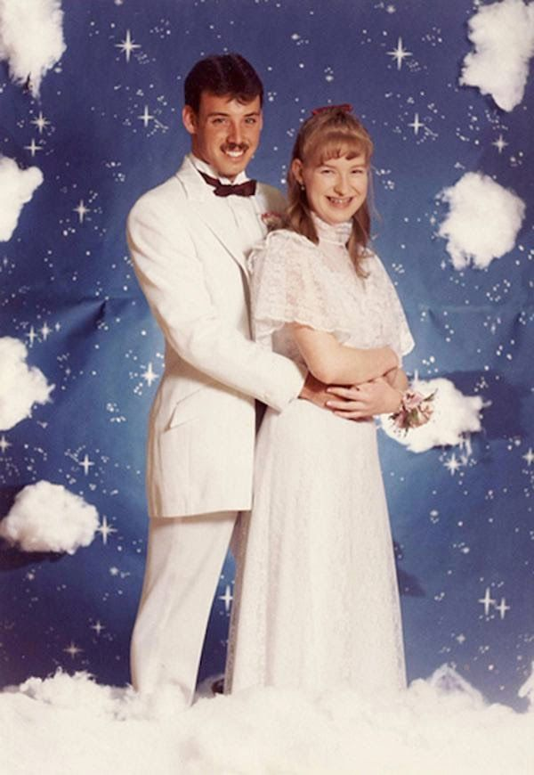 Awkward 80s Prom Photos  Morably