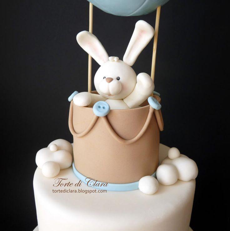 Rabbit cake - Cake by Clara