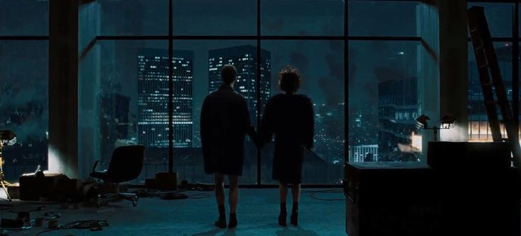 129 Of The Most Beautiful Shots In Movie History | Fight Club (1999)
