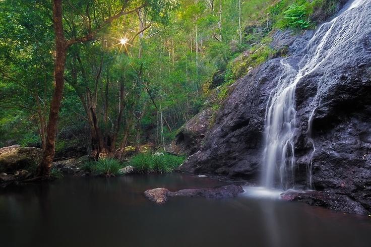 Gheerulla Falls | Neil Paskin Photography