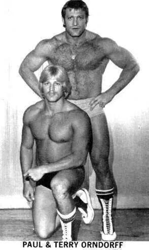 Mr #1Derful Paul Orndorff and brother Terry Orndorff - SJ