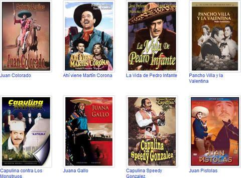 Ver películas mexicanas en Youtube