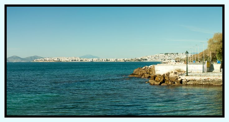 Pireas Harbour from Faliro  On today's Walk About  http://julianventer.com/video.html  #JulianVenter #Greece #Athens #Pireas
