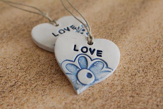 Love Wall ornament Personalized Ornament Baby shower favor