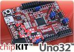 $27 Mikrochip Chipkit Arduino compatible