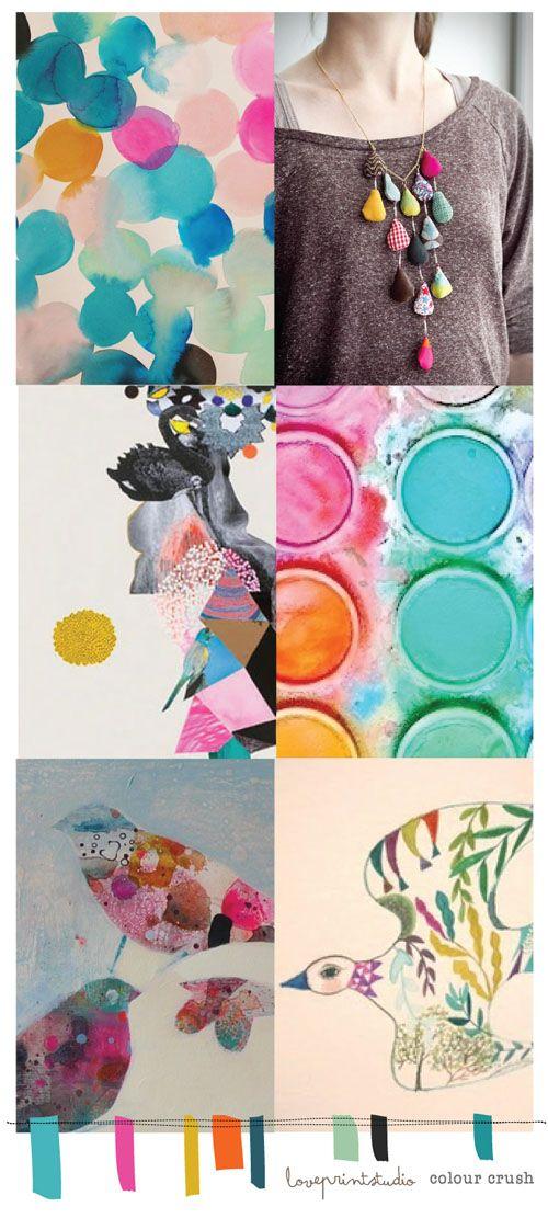 colour crush - loveprintstudio