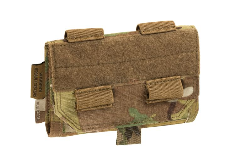 Front Opening Admin Pouch Multicam (Warrior)