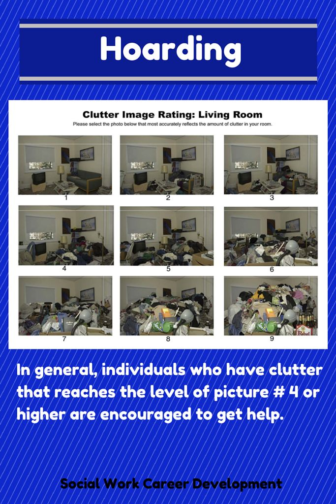 Got a Client with a Hoarding Problem? Assess for Safety! How do you assess whether an individual has a hoarding problem? What questions do you ask to ascertain whether the person's clutter is a safety/health concern? Individuals with compulsive hoarding disorder typically lack awareness of the severity of their behavior and mayeven deny that they …