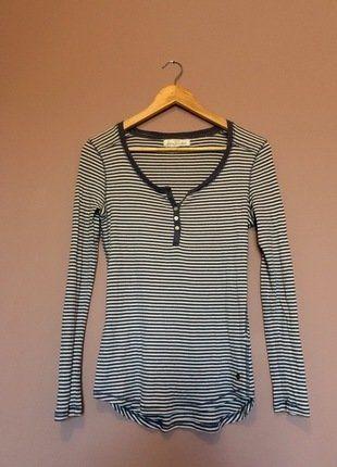 À vendre sur #vintedfrance ! http://www.vinted.fr/mode-femmes/hauts-and-t-shirts-t-shirts/30467882-haut-casual-manches-longues-hm
