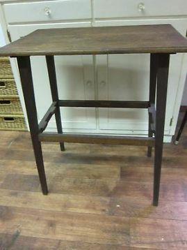 ≥ Antiek: brocante side table / tafel - jaren 30/40 - Antiek | Meubels | Tafels - Marktplaats.nl