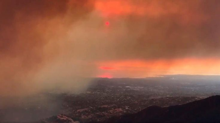 In modern history, there has never been a bigger wildfire in California.