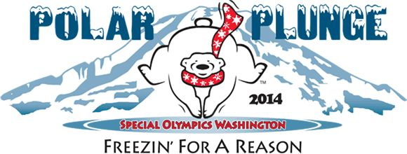 Sign up for the polar plunge in your town to support Special Olympics.