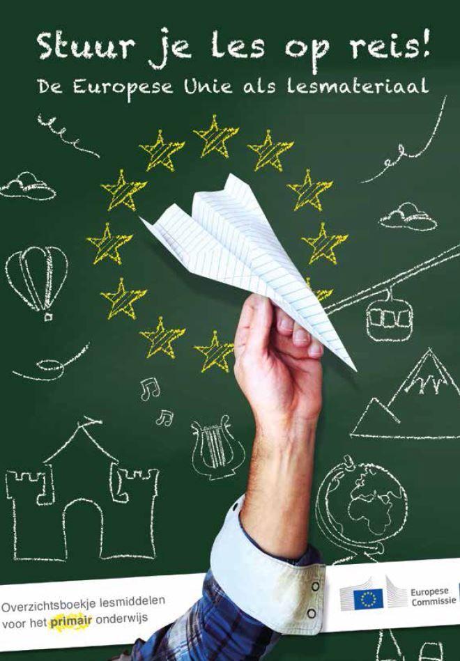 Lesmateriaal over Europa en de Europese Unie.voor de basisschool. Alles is kosteloos te bestellen of te downloaden. Leerkracht primair onderwijs: stuur je les op reis!