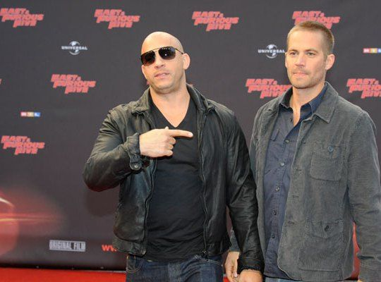 Vin Diesel: Paul Walker's Haunting Me! | National Enquirer