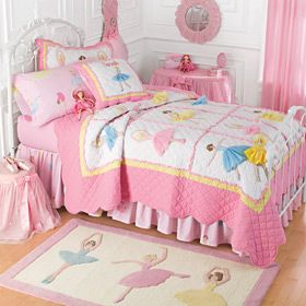 Ballet Room Theme ideas for little girls rooms « Off the Wall