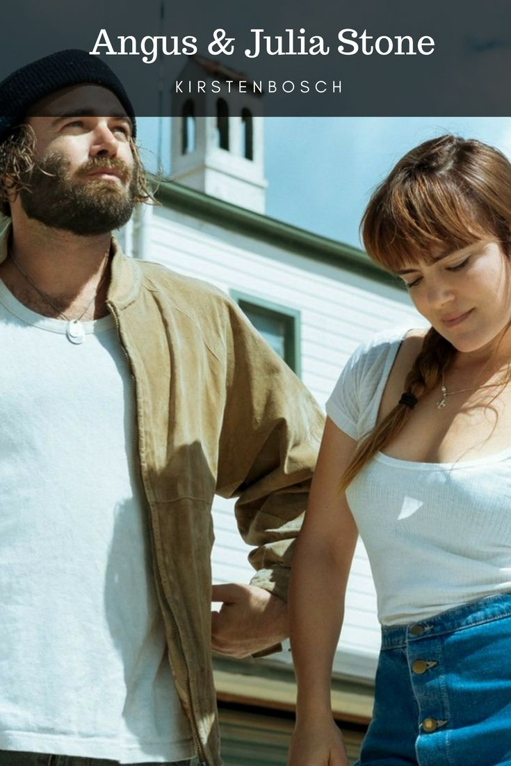 25 January 2018. Multi-platinum selling Australian duo Angus & Julia Stone announce their first tour to South Africa in January 2018. #capetown #Kirstenbosch #angusjuliastone