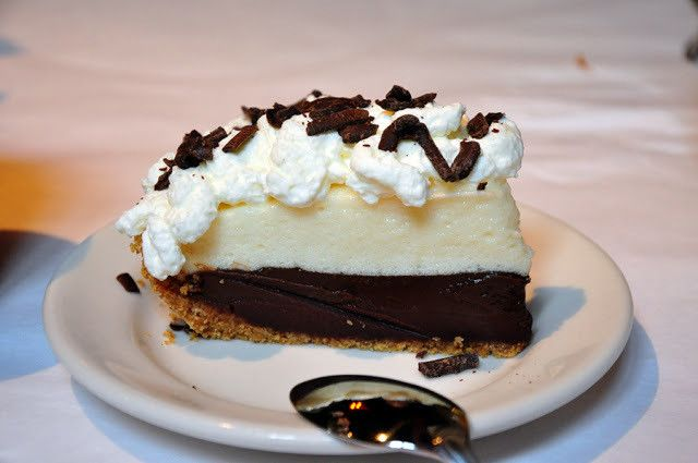 MISSISSIPPI: Black Bottom Pie at Weidmann's in Meridian - The Best Dessert in Every State - Photos