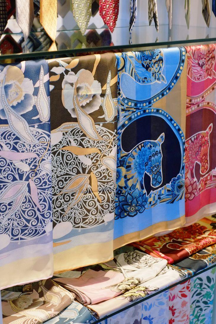 Marja Kurki scarves