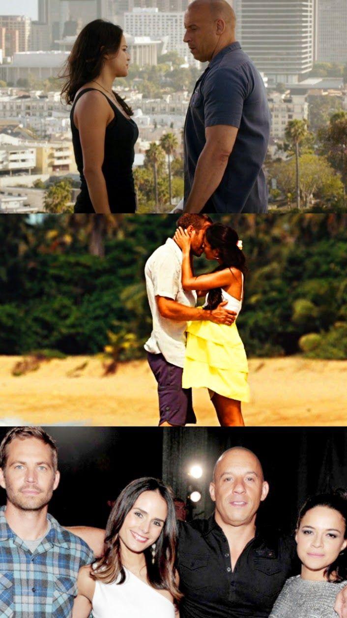 Vin Diesel, Paul Walker, Jordana Brewster, Michelle Rodriguez - Gintare - Google+