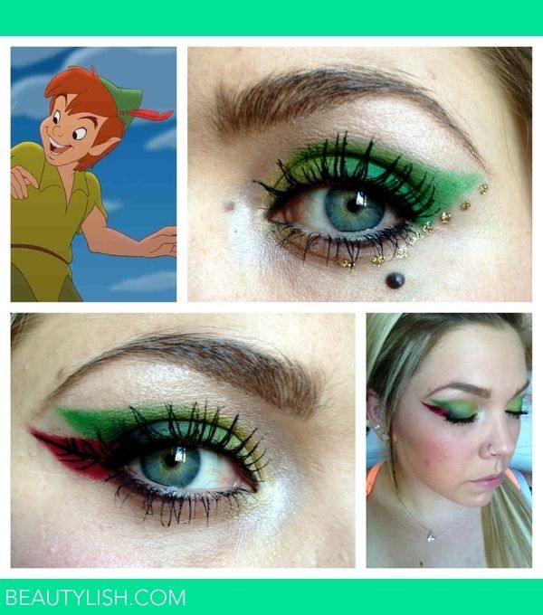 Gonna be Peter Pan for Halloween?