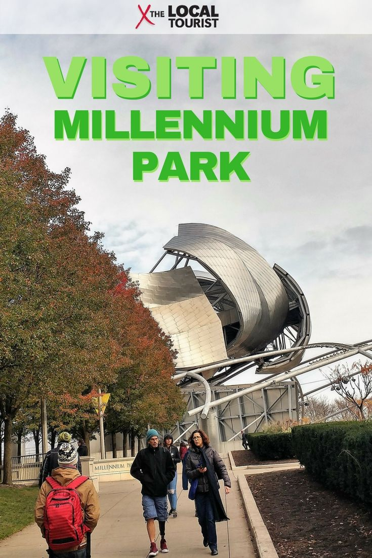 Everything you need to know about visiting Millennium Park in downtown #Chicago. #USA