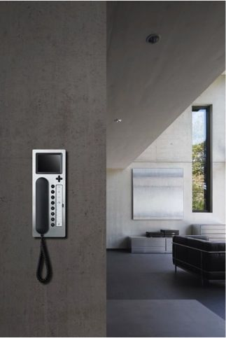 SSS SIEDLE Video Comfort Handset Intercom NYC Siedle Intercom…