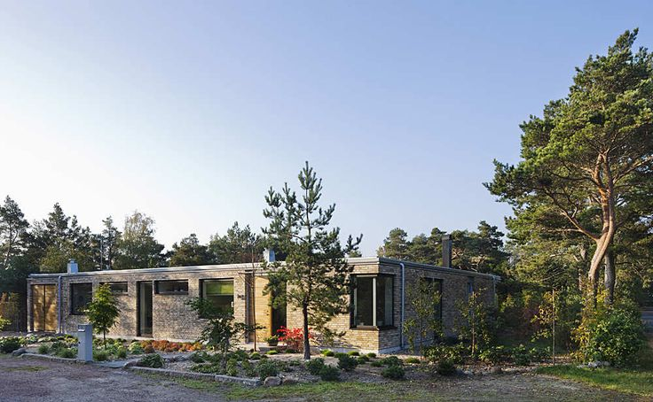 Villa Håkansson-Tegman / Johan Sundberg